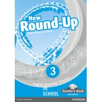 New Round Up Level 3 Teacher's Book (with Audio CD) ISBN: 9781408234969