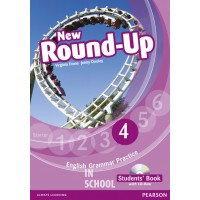 New Round Up Level 4 Students' Book (with CD-ROM) ISBN: 9781408234976
