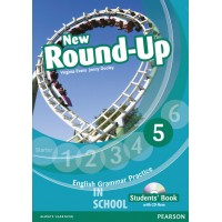 New Round Up Level 5 Students' Book (with CD-ROM) ISBN: 9781408234990