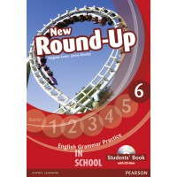 New Round Up Level 6 Students' Book (with CD-ROM) ISBN: 9781408235010
