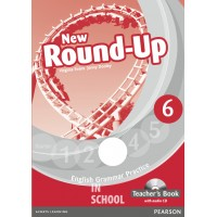 New Round Up Level 6 Teacher's Book (with Audio CD) ISBN: 9781408235027