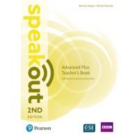 SpeakOut 2nd Advanced Plus TB+CD ISBN: 9781292241524