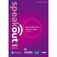 SpeakOut 2nd Intermediate Plus SB +DVD ISBN: 9781292241531