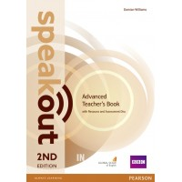 Speakout 2nd Edition Advanced Teacher's Guide with Resource & Assessment Disc ISBN: 9781292120133