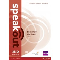 Speakout 2nd Edition Elementary Workbook with Key ISBN: 9781447976769