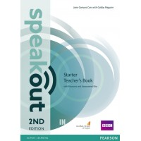 Speakout 2nd Edition Starter Teacher's Guide with Resource & Assessment Disc ISBN: 9781292120171