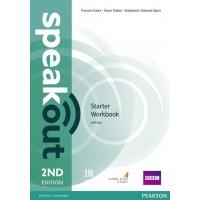 Speakout 2nd Edition Starter Workbook with Key ISBN: 9781447977070