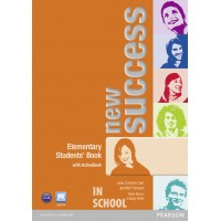 New Success Elementary Students' Book (with DVD / Active Book) ISBN: 9781408271506