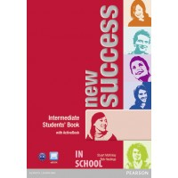 New Success Intermediate Students' Book (with DVD / Active Book) ISBN: 9781408297100