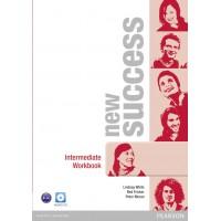 New Success Intermediate Workbook (with Audio CD) ISBN: 9781408297124