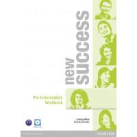 New Success Pre-Intermediate Workbook (with Audio CD) ISBN: 9781408297148