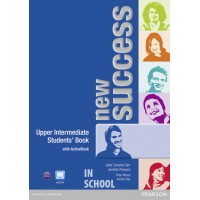 New Success Upper Intermediate Students' Book (with DVD / Active Book) ISBN: 9781408297155