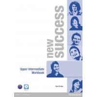 New Success Upper Intermediate Workbook (with Audio CD) ISBN: 9781408297179