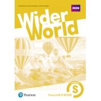 Wider World Starter TB+DVD ISBN: 9781292178820