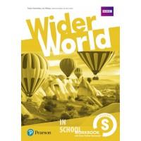 Wider World Starter WB with Online Homework  ISBN: 9781292178837