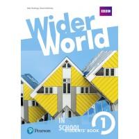Wider World 1 Students' Book ISBN: 9781292106465