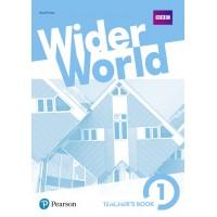 Wider World 1 Teacher's Book with DVD-ROM Pack ISBN: 9781292178868