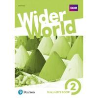 Wider World 2 TB +DVD +MEL +Online Homework ISBN: 9781292231303