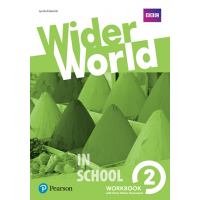 Wider World 2 WorkBook with Online Homework ISBN: 9781292178721