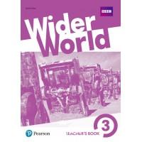 Wider World 3 TB +DVD +MEL +Online Homework  ISBN: 9781292231310