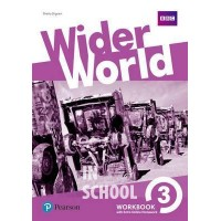 Wider World 3 WorkBook with Online Homework ISBN: 9781292178769