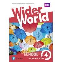 Wider World 4 Students' Book ISBN: 9781292107189